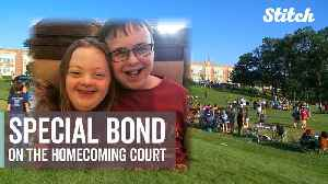 Lifelong friendship takes center stage on homecoming court [Video]