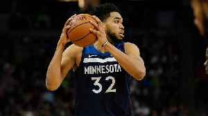 Timberwolves, Karl-Anthony Towns Agree To Five-Year, $190 Million Extension [Video]