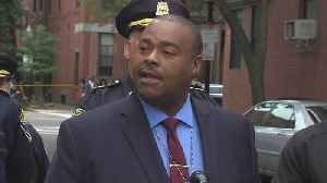 Web Extra: Commissioner Gross Gives Update After Boston Police Officer Is Shot [Video]