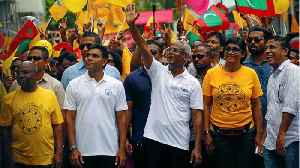 Opposition Leader Solih Says He Has Won Maldives Election [Video]