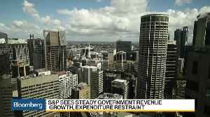S&P Raised Australian Outlook [Video]