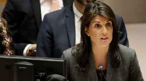 Nikki Haley Defends US From Iranian President's Comments [Video]