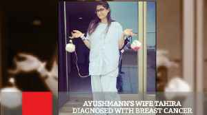 Ayushmann's Wife Diagnosed With Stage 0 Cancer [Video]