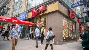 Wendy's Faces Lawsuit Over Collection Of Staff Fingerprint Data [Video]