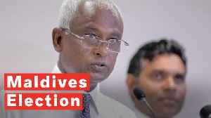 Maldives Election: Surprise Victory For Opposition Leader Solih [Video]