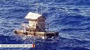 Teen Survived 49 Days Adrift At Sea [Video]
