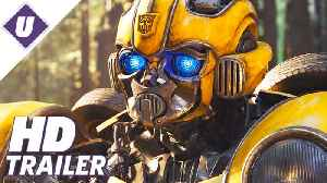 Bumblebee - New Official Trailer | 2018 [Video]