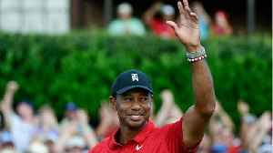 Tiger Woods Big Win Has Him One Step Closer To PGA Record [Video]