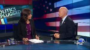 Congressman Mike Coffman working to hold on to the seat he's held for a decade [Video]