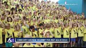 Kindness week for West Ada County schools [Video]