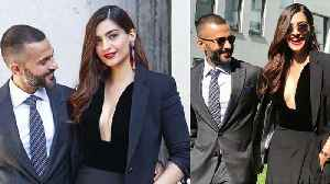 Sonam Kapoor & Anand Ahuja look super stylish at Giorgio Armani's Fashion Show in Milan | FilmiBeat [Video]