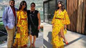 Priyanka Chopra in trendy sunshine yellow dress have won our hearts again | FilmiBeat [Video]