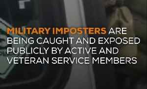 Military Imposters and Stolen Valor [Video]