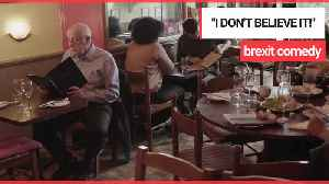 Actor Richard Wilson stars in 'Brexit special' comedy sketch in support of second EU referendum [Video]