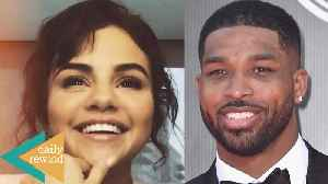 Selena Gomez Admits On IG LIVE She Can Never Forget Justin: Tristan Thompson Denies Cheating | DR [Video]