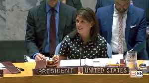 The UN Security Council Passes A Resolution On Peace Keeping Performance [Video]