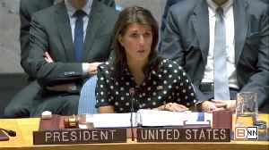 Un Ambassador Nikki Haley Gives A Briefing On The Difficult Security Situation In Yemen [Video]