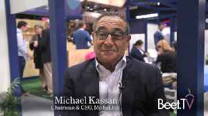 MediaLink's Kassan Seeks Global Scale Amid 'Controlled Chaos' [Video]