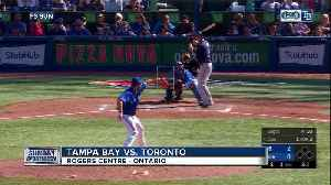 Blake Snell wins 21st game as Tampa Bay Rays beat Toronto Blue Jays 5-2 [Video]