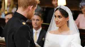 Meghan Markle Kept a Wedding Day Secret From Prince Harry [Video]