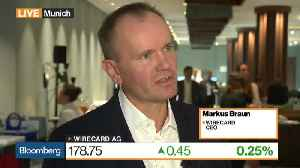 Wirecard CEO on DAX Entry, Growth Drivers, Company Outlook [Video]