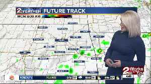 2 Works for You Monday Morning Weather Forecast [Video]