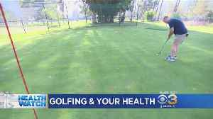 Studies: Golfing Regulary Could Help You Live Longer [Video]