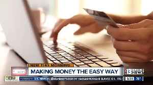 How to make easy money on the side without doing much work [Video]