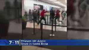 Another NorCal Apple Store Robbed, This Time In Santa Rosa [Video]
