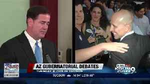 Ducey, Garcia to debate [Video]