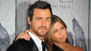 Justin Theroux On Aniston Split [Video]