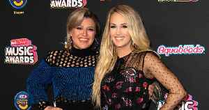 Kelly Clarkson Shares Why 'It's So Important' Carrie Underwood Opened Up About Her Miscarriages [Video]