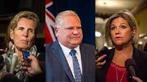 Wynne and Horwath say Ford's fiscal probe is about justifying cuts [Video]