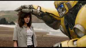 Hailee Steinfeld, John Cena, Martin Short In 'Bumblebee' New Trailer [Video]