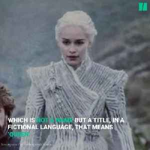 'Game of Thrones' Baby Names Are More Popular Than Ever [Video]