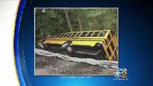 School Bus Overturns In Butler Co., Injuries Reported [Video]