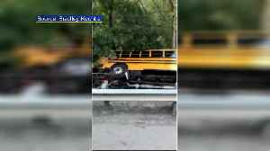 Viewer Video: School Bus Overturns In Butler Co., Injuries Reported [Video]