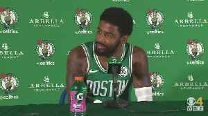Celtics Media Day: Kyrie Irving Healthy & Ready For New Season [Video]