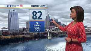 Bree's Evening Forecast: Monday, September 24, 2018 [Video]