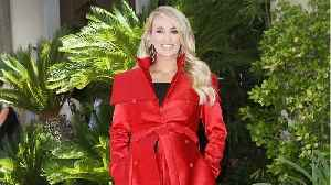 Carrie Underwood Rivals Kate Middleton's Maternity Coat Style [Video]