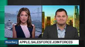 Why Apple and Salesforce Are Joining Forces [Video]