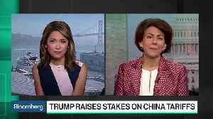 No End in Sight for China-U.S. Trade Tensions, Albright's Celico Says [Video]
