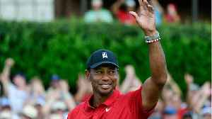 Tiger Woods Makes PGA Comeback [Video]