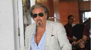 Al Pacino Has A New Girlfriend [Video]