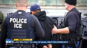Lawyers point to lack of legal help for immigrants [Video]