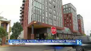 19-year-old dies after falling from 10th floor window of The Hub Apartments [Video]