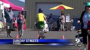 Second and final 'Sunday Streets' of the year held in Eugene Sunday [Video]