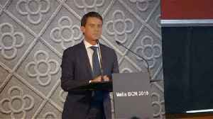 Ex-French PM Valls to run for Barcelona mayor [Video]
