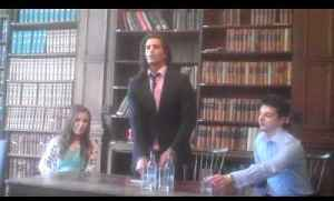 Ollie Locke From Made in Chelsea Talks Fashion at Oxford University 1/2| Grazia UK [Video]