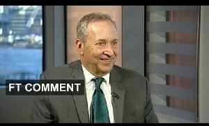 Summers: make middle class a priority | FT Comment [Video]